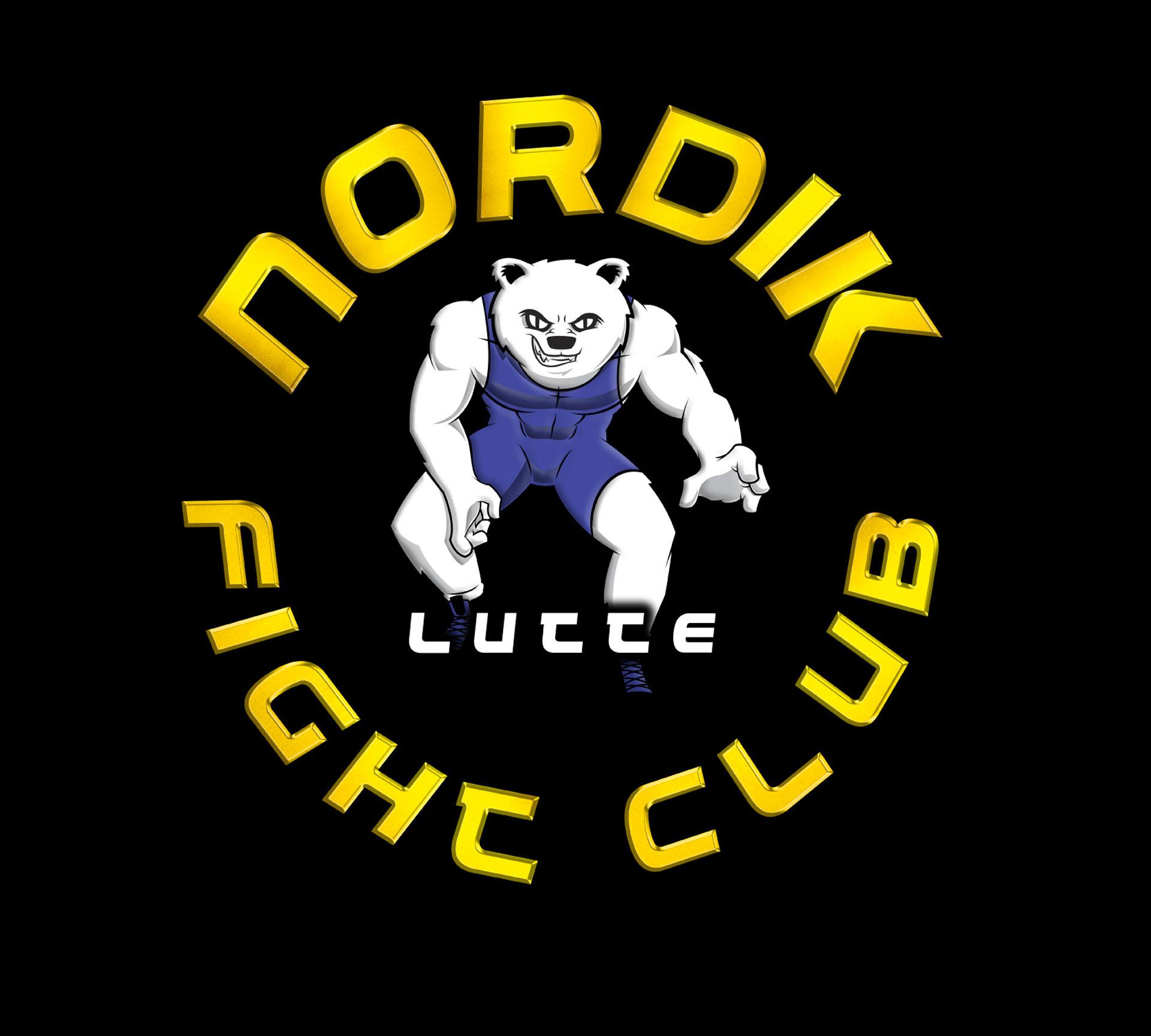 Nordik Fight Club lutte