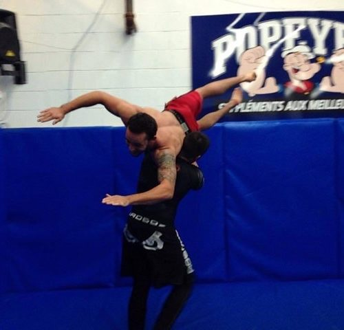 art martiaux mixtes mma